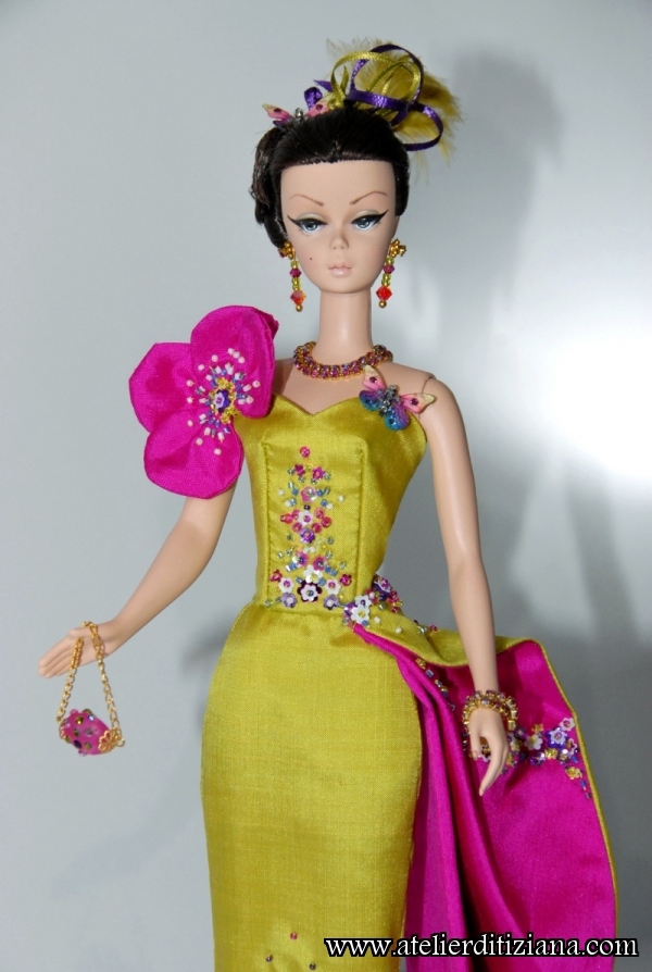 OOAK Barbie UNICA252 - Main image