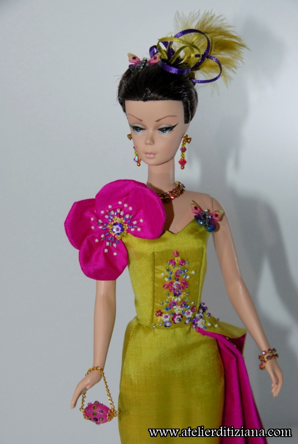 OOAK Barbie UNICA252 - Detail image